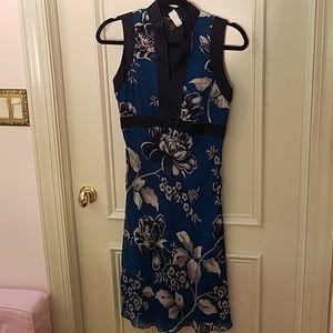 Asian Style Vivienne Tam Silk Dress